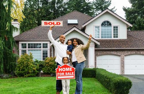 First time home buyer? Learn the ABC's of home financing (assets, budget, and credit).
