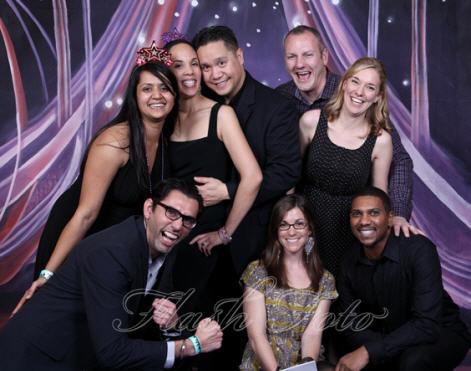 Group Photo on New Year's (courtesy FlashFoto.us)