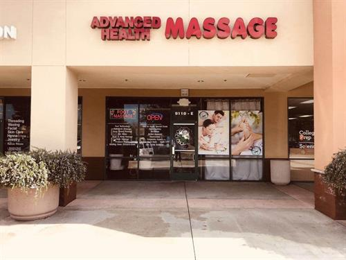 On January 1, 2020, we took over Advanced Health Massage in San Ramon