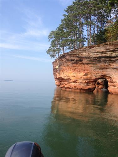 Mainland Sea Caves