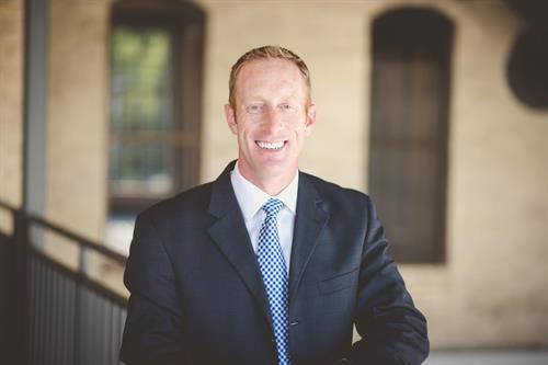 Travis James West, founding partner