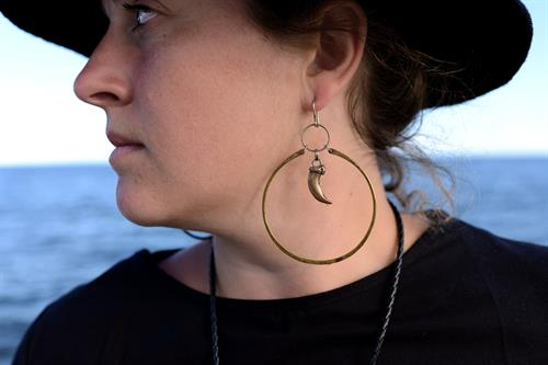 Coyote Medicine Hoops. Photo by Madeline Brown.