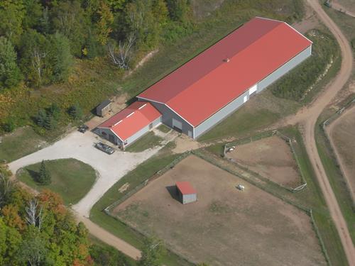 Hippophile Farm Overview