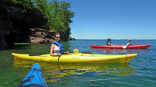 Apostle Islands Camping Reservations