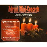 Advent Mini-Concert