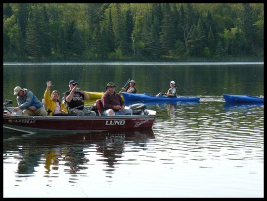 Boating, fishing, kayaking and canoeing take your pick.