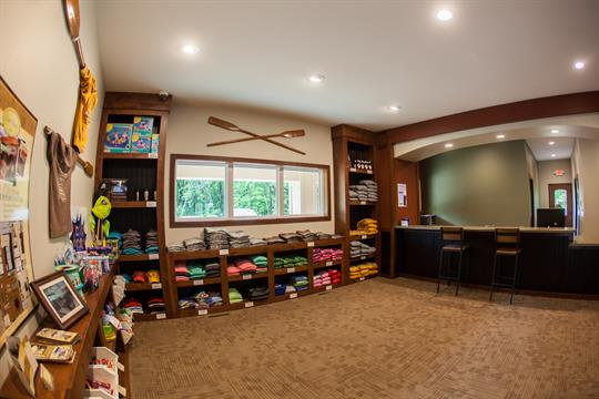 The store in our lodge