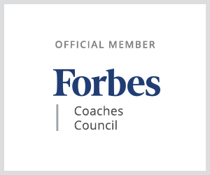 Forbes Coaches council is an invitation-only community for leading executive business and leadership coaches.