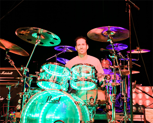 Bobby rocks the analytics....and the drums