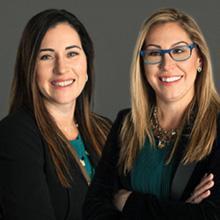 Denise Laframboise & Nicolee Evans