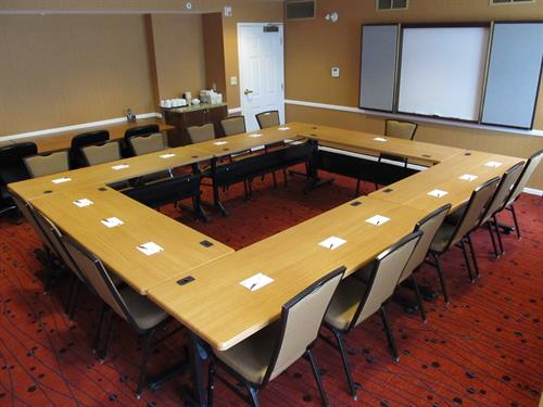 Perfect for small meeting under 20 people