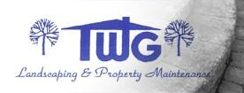 TWG Landscaping Logo