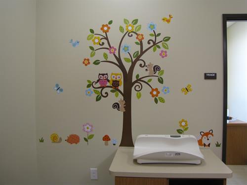 Pediatric, baby scale