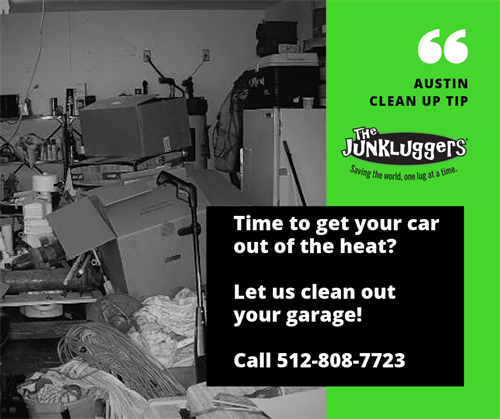 We provide home and garage clean outs - we can come over today