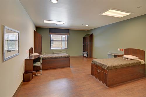 Rock Springs Patient Room