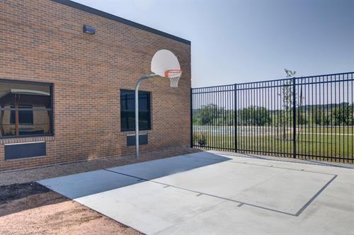 Rock Springs Basketball Court