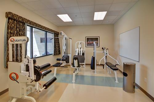 Rock Springs Fitness Area