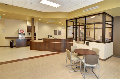 Rock Springs Nurses Station