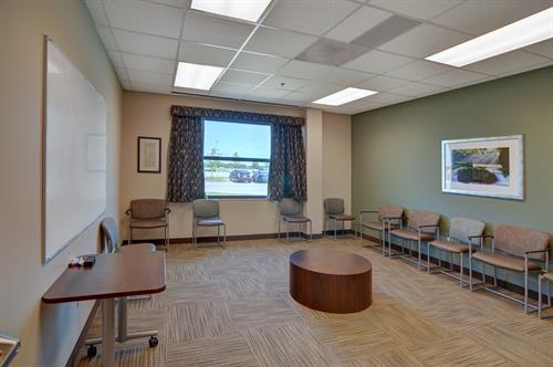 Rock Springs / Changes Georgetown Outpatient Group Room