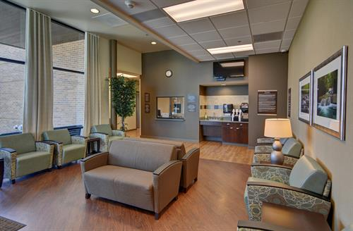 Rock Springs, Changes Georgetown Outpatient Lobby