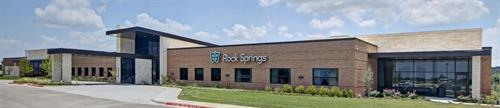 Front of Rock Springs