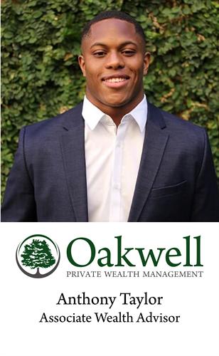 Anthony Taylor, Associate Wealth Advisor