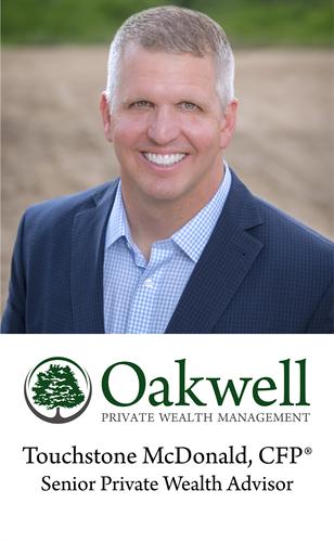 Touchstone McDonald, Senior Private Wealth Advisor, CFP®
