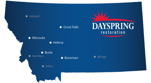 Five locations to serve Montana