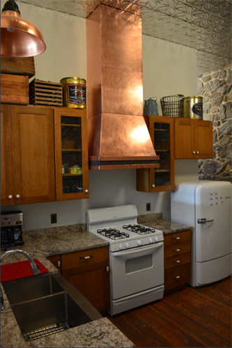 Kitchen in 124 Main Street