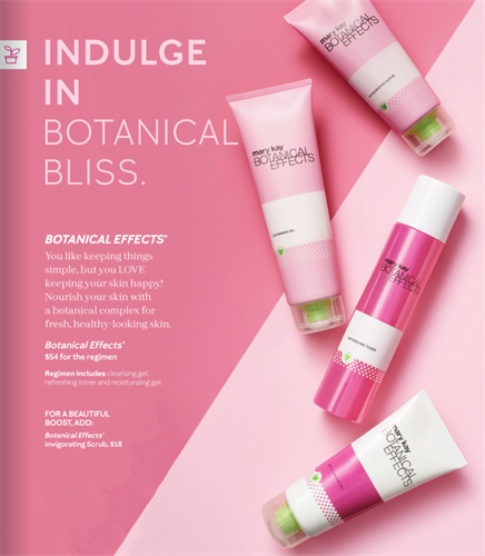 Botanical Effects - Easy Beauty Solutions