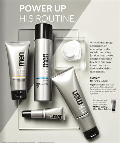 MK Men - Grooming Essentials For Men