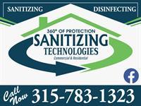 Sanitizing Technologies - Adams Center
