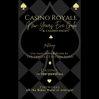 New Years Eve Gala & Casino Night