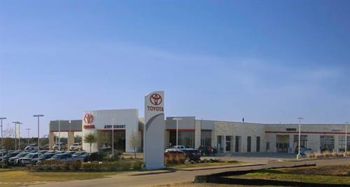 Jerry's Toyota, in Granbury (New, Certified & Preown) http://www.jerryduranttoyota.com/