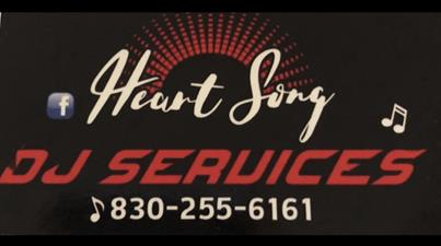 Heart Song DJ Services