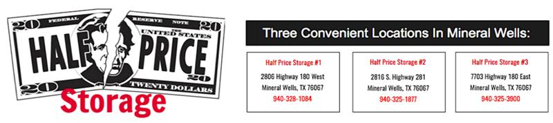 Half Price Storage #3