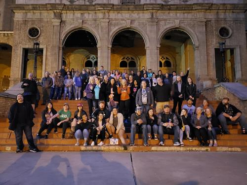 Mineral Wells Ghost Tour