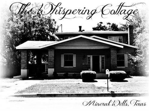 The Whispering Cottage Logo