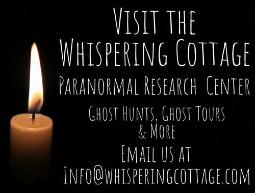 Come visit the Whispering Cottage