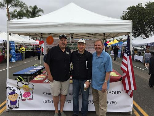 San Marcos Spring Festival Chairman chamber of commerce  and Mayor