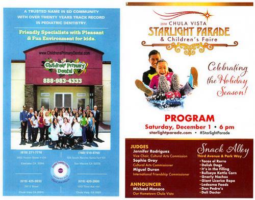 Starlight Parade & Children's Faire