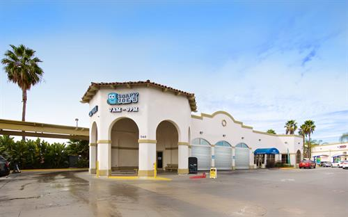 San Marcos location, open every day 7am - 9pm