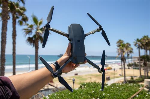 Drone Certified Media Services in North County San Diego
