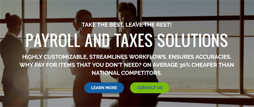 PAYROLL AND TAXES