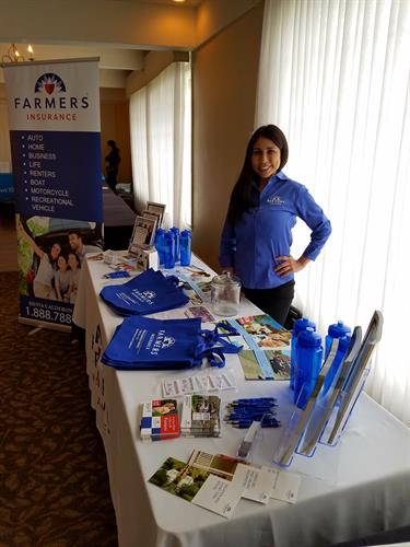 Ready to meet new friends and save them some money on their auto, home, business and life insurance!