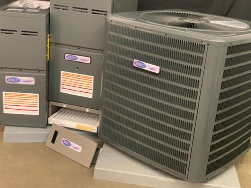 Private label American made HVAC equipment