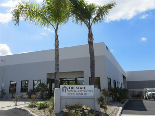 Tri State General Contractors San Marcos Headquarters