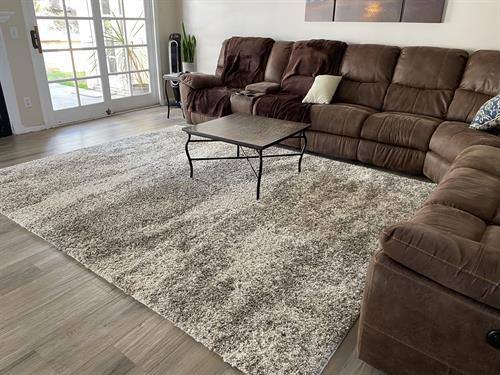 Area Rugs and Upholstery