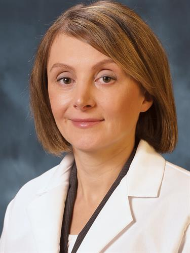 Dr. Oksana Hirniak is a board certified Family Medicine Specialist with Graybill Medical Group in San Marcos. She also speaks fluent Ukrainian and Russian.