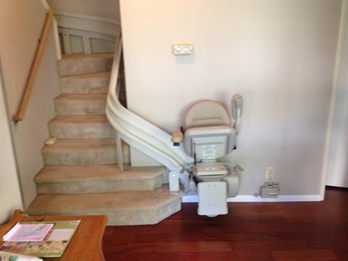 Bruno Custom Stairlifts